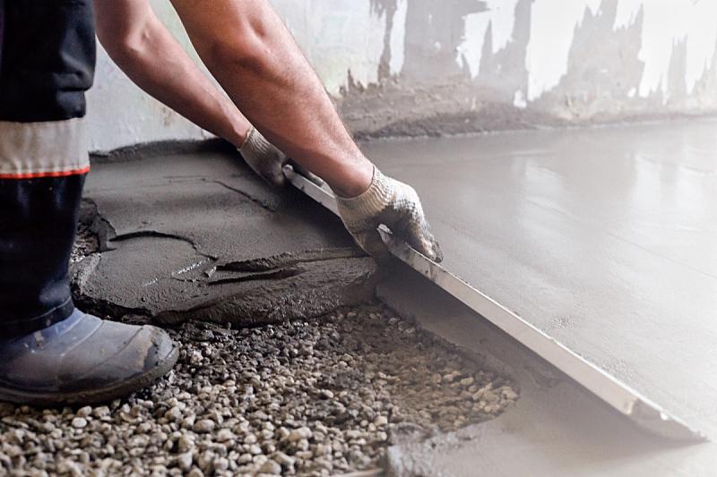 水泥,职业,房屋,室内地面,建筑承包商,水平画幅,研磨器,块状,特写,建筑业