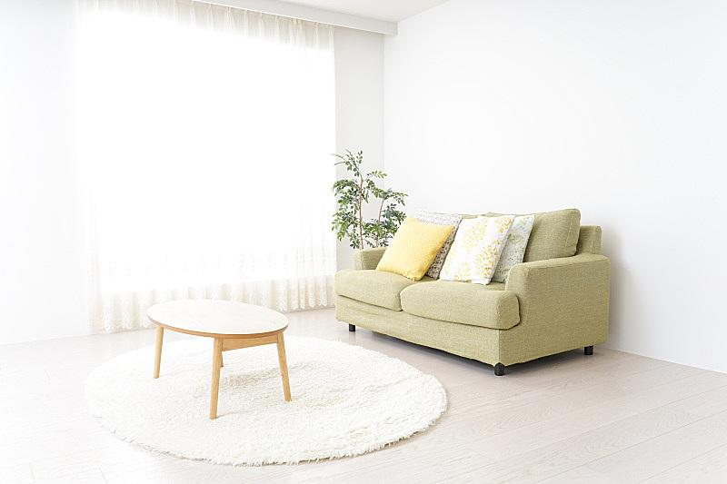 室内,新的,建筑设备,灯,建筑材料,家具,明亮,现代,沙发,建筑业