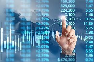 男商人,商务,图表,表现积极,计划书,水平画幅,金融,抽象,人,金融和经济