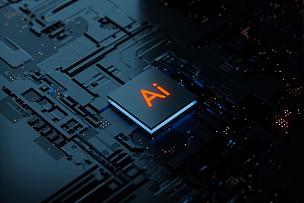 技术,概念,中央处理器,电子人,电路板,三维图形,有序,泰国,电力线,现代