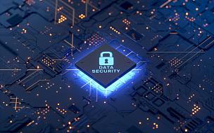 网络安全防护,黑客,三维图形,蓝色,概念,私密,安全的,安全,技术,无线技术