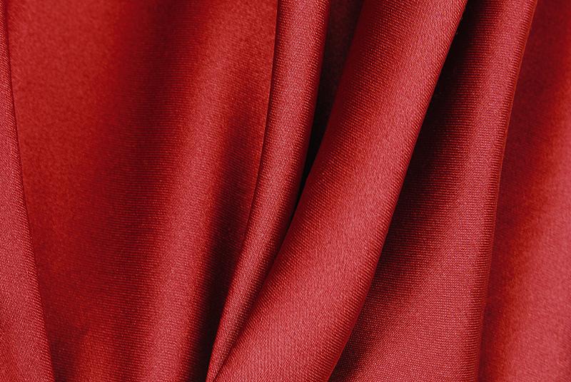 纺织品,纹理,红色,折叠的,水平画幅,樱桃红色,无人,纤维,特写,棉