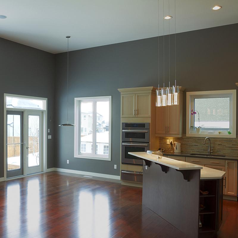 现代,厨房,室内设计师,无人,家庭生活,灯,家具,花岗岩,用具