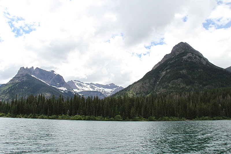 阿尔伯塔省,滑铁泸国家高原,湖,加拿大,宁静,美国,水平画幅,王子,威尔士,户外