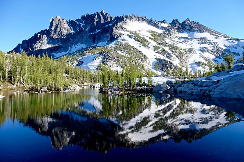 湖,山,北小瀑布国家公园,国家森林公园,水,国家公园,水平画幅,雪,无人,户外