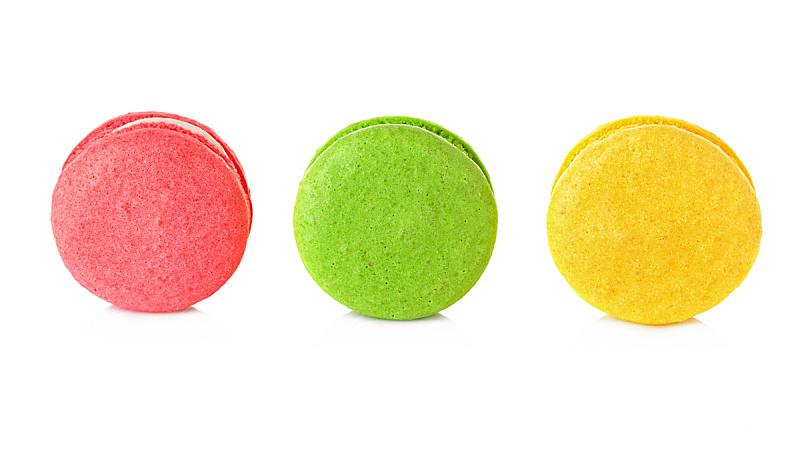 甜点心,蛋白杏仁饼,褐色,水平画幅,无人,蛋糕,烘焙糕点,特写,白色,糖果