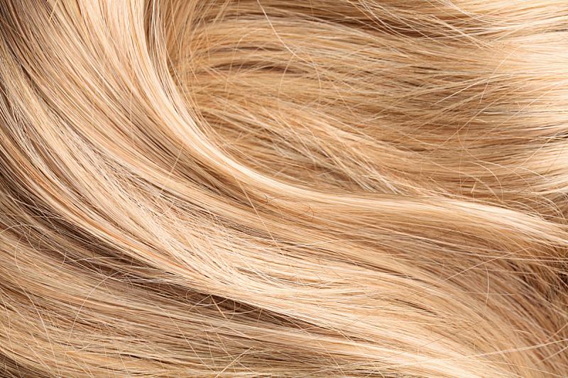 头发,金色头发,美,挑染,水平画幅,特写,长发,卷着的,波兰,发型