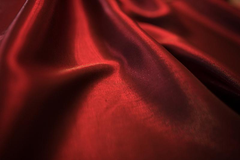红色,缎子,背景,水平画幅,纺织品,无人,情人节,丝绸,平滑的