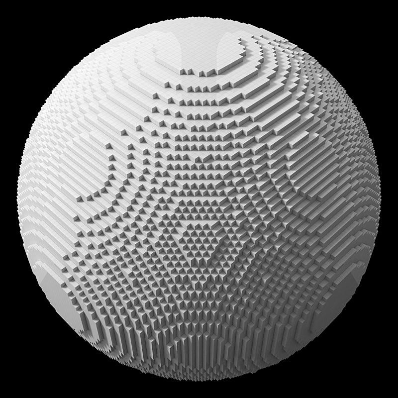 球体,块状,几何形状,图像,美国,无人,立方体形状,方形画幅,三维图形,我的世界