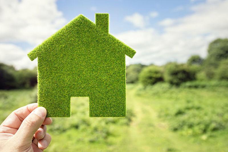 房屋,环境,背景,绿色,可持续生活方式,房地产开发商,居住区,房屋建设,田园风光,建筑工地
