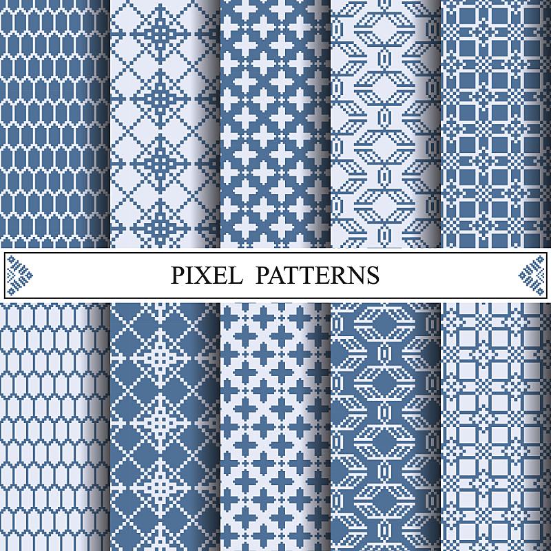 式样,纺织品,像素化,背景,纹理,平视角,艺术家,小毯子,手艺