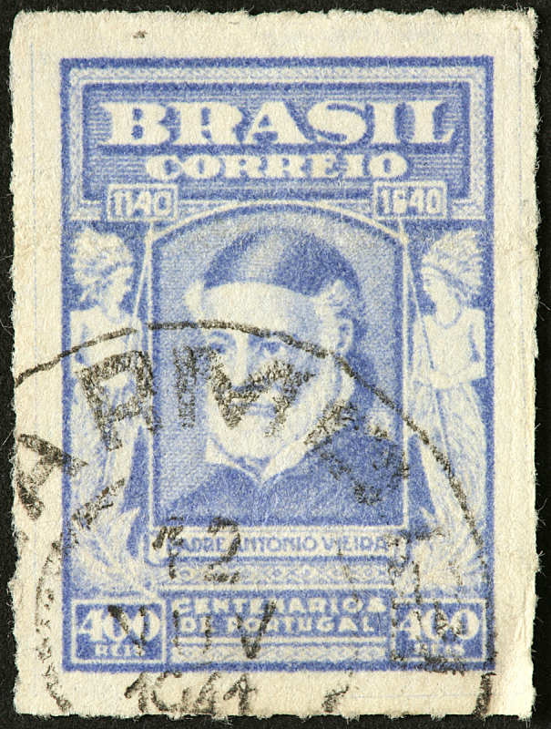 传教的,巴西,天主教,神父,人,古老的,垂直画幅,肖像,父亲,图像