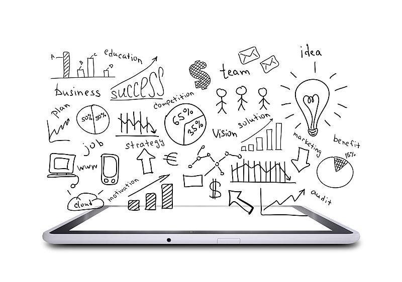 草图,商业规划,药丸,概念和主题,箭,水平画幅,无人,符号,数据,平板电脑