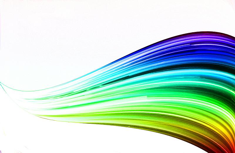 抽象,条纹,太空,式样,水平画幅,形状,无人,蓝色,绘画插图,计算机制图