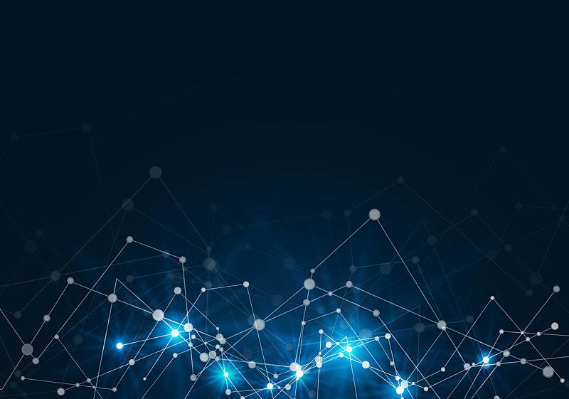 技术,概念,背景,抽象,网线插头,未来,绘画插图,光,现代,云计算