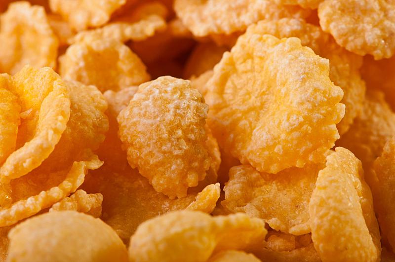 玉米片,饮食,褐色,式样,什锦烤燕麦片,早餐,水平画幅,无人,有机食品,膳食
