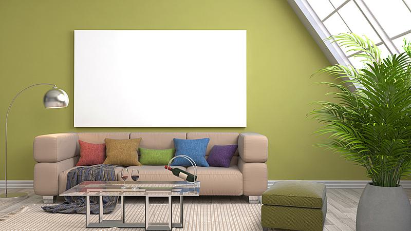 边框,三维图形,轻蔑的,背景,绘画插图,正下方视角,办公室,艺术,水平画幅