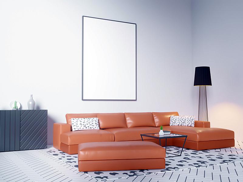 边框,绘画插图,正下方视角,背景聚焦,潮人,轻蔑的,三维图形,高雅,办公室