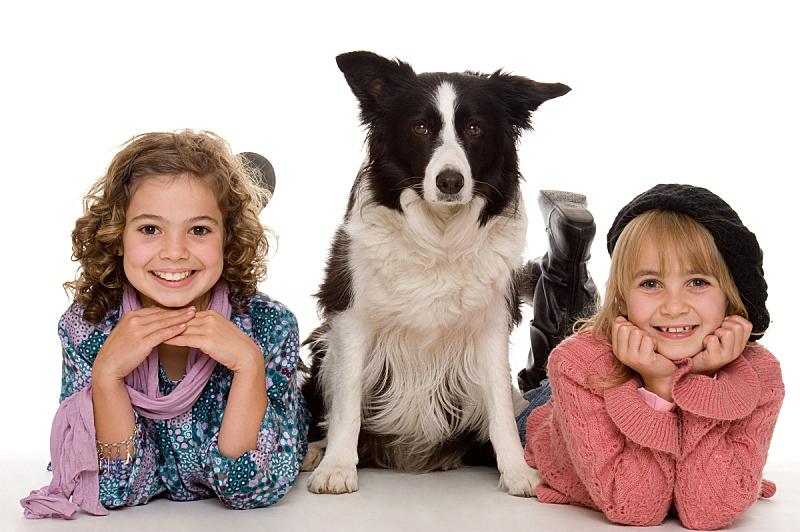 友谊,水平画幅,衣服,时尚,人,兄弟姐妹,女孩,宠物,彩色图片,欢乐