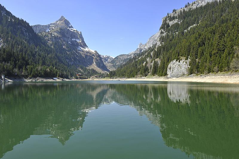 瓦莱斯州,湖,瑞士,自然,水,水平画幅,地形,无人,欧洲,自然地理