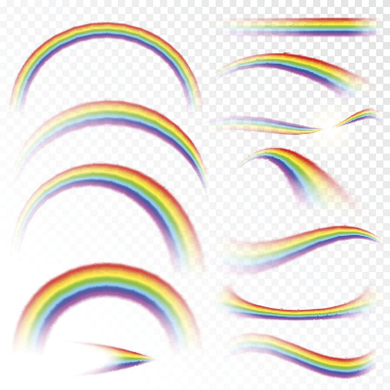 彩虹,华丽的,部分,一个物体,美术工艺,环境,直的,橙色,云,天气