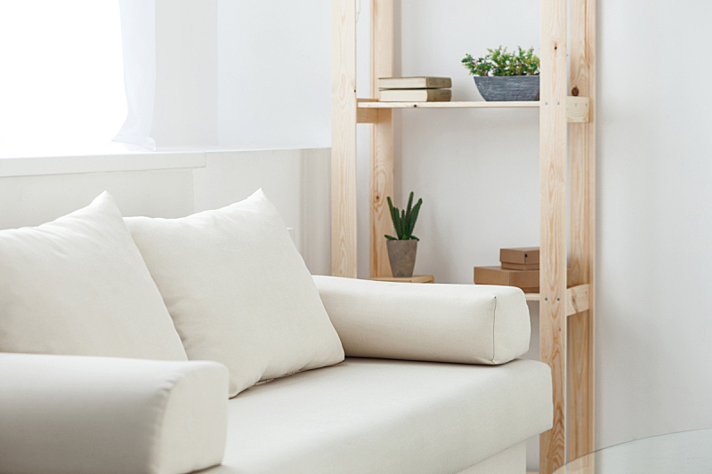 现代,舒服,室内,住宅内部,水平画幅,无人,架子,家具,图像,居住区