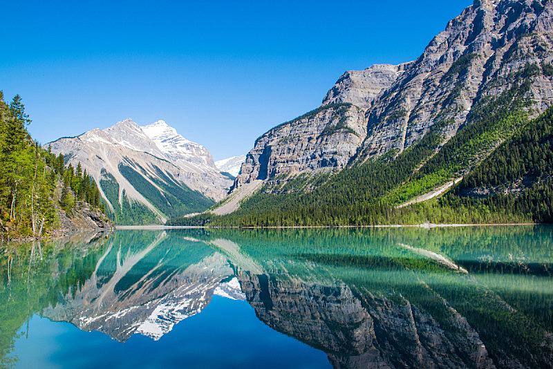 非凡的,,自然,风景,全景,图像,美,加拿大,自然美,宁静