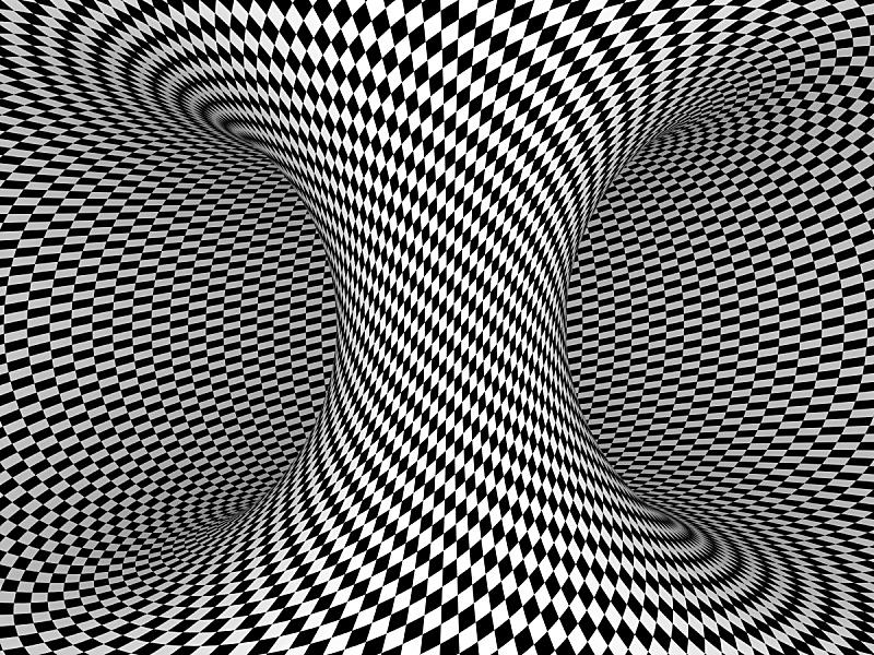 黑白图片,西洋跳棋,轮廓,迷幻色,条纹,车轮,符号,迷幻艺术,图像,多纳圈