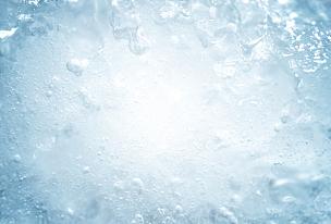 冰,纹理效果,冰块,霜,冻结的,寒冷,清新,温度,精神振作,水