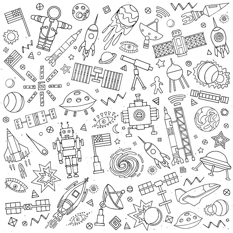 行星,抽象,机场巴士的标志,陨石,火箭,陨石坑,土星,行星月亮,航天飞机,月球