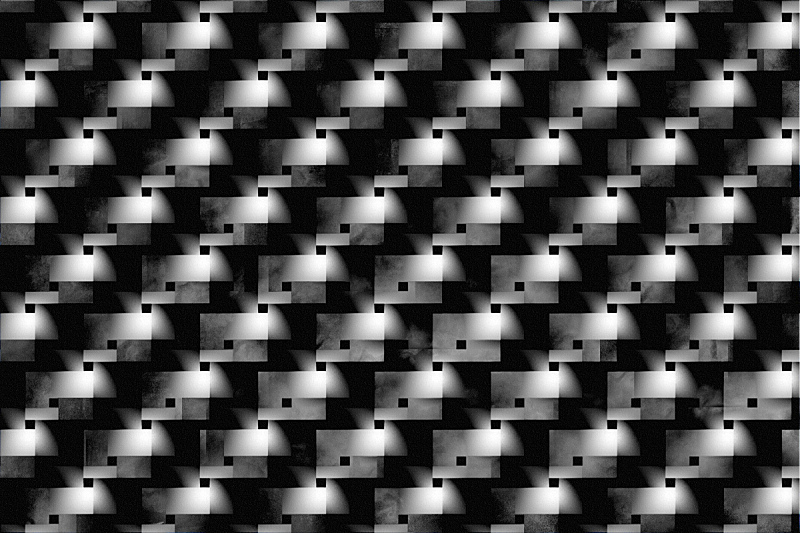 式样,格子花纹,黑白图片,未来,水平画幅,形状,无人,绘画插图,抽象,几何形状