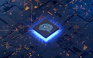 电子人,电路板,神经系统,人,三维图形,人造的,里面,概念,智慧