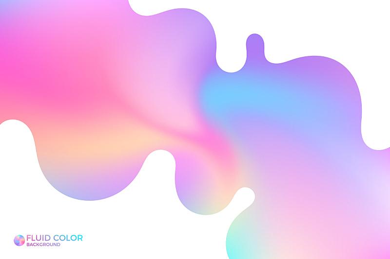 抽象,荧光色,背景,未来,灵感,艺术,水平画幅,无人,绘画插图,墨水