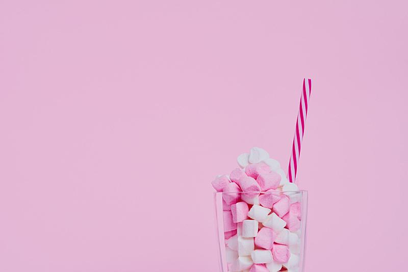 糖果,甜食,接力赛,饮料,棉花软糖,部分,清新,一个物体,偏好,彩色背景