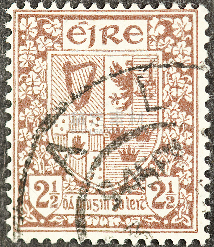 爱尔兰共和国,邮戳,工业,垂直画幅,无人,大特写,摄影,零售
