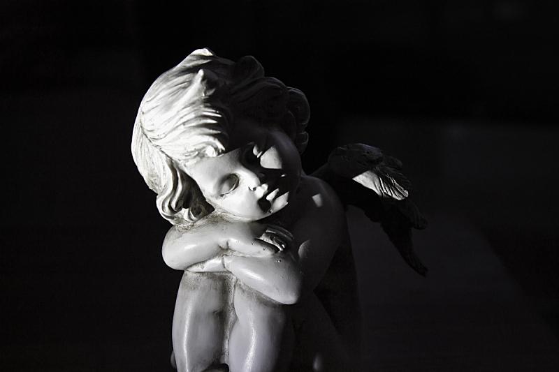天使,美,灵性,古董,艺术,水平画幅,美人,符号