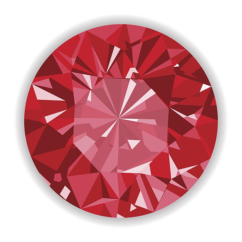 红宝石,宝石,形状,蓝宝石,橄榄球,纹理效果,绘画插图,符号,古典式,珠宝