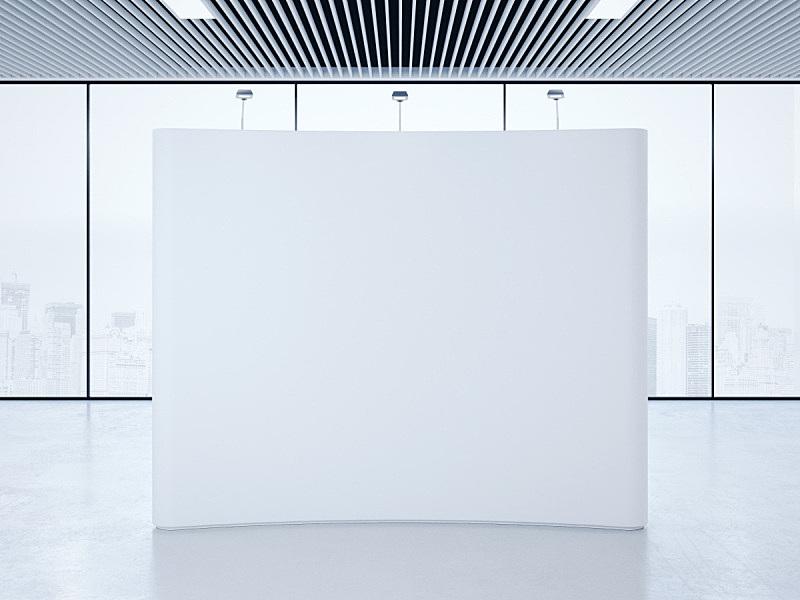 三维图形,货亭,空白的,白色,极简构图,水平画幅,绘画插图,商店,数据