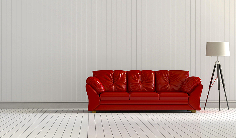 室内,三维图形,白灰泥,水平画幅,绘画插图,皮革,灯,家具,泰国,床头柜