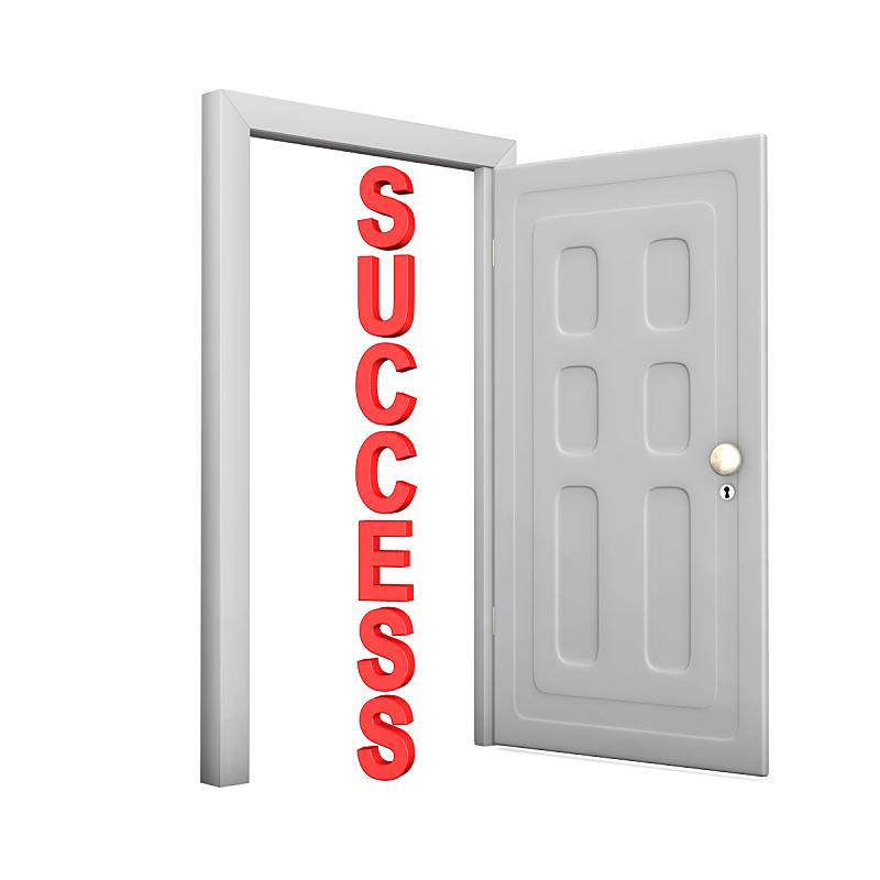 门,宾客,房间钥匙,正面视角,顾客,绘画插图,敲门,拜访