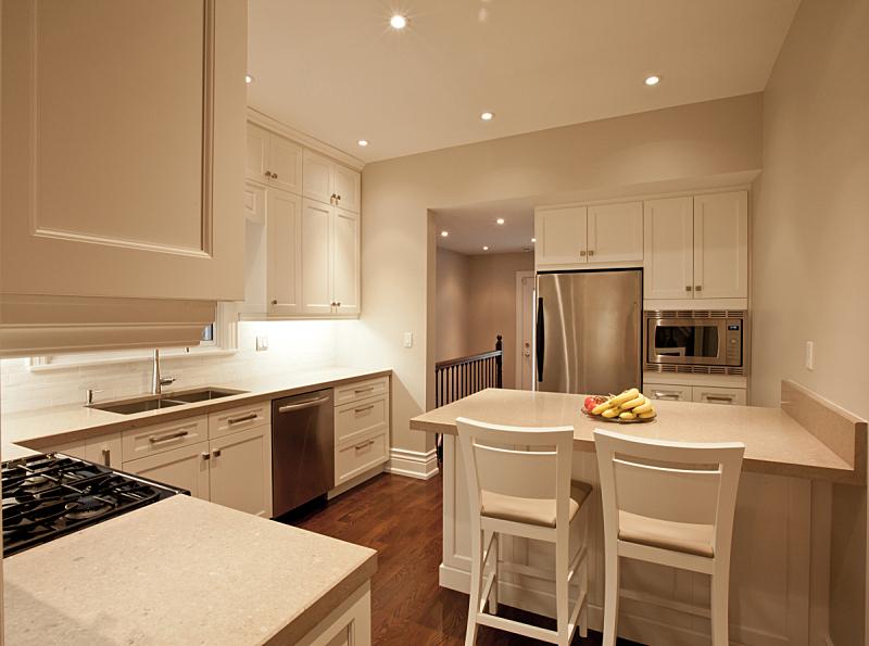 厨房,住宅房间,水平画幅,建筑,木制,无人,装饰物,公寓,餐桌,室内