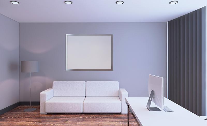 三维图形,桌子,绘画艺术品,木制,会议室,空白的,办公室,边框,艺术,水平画幅