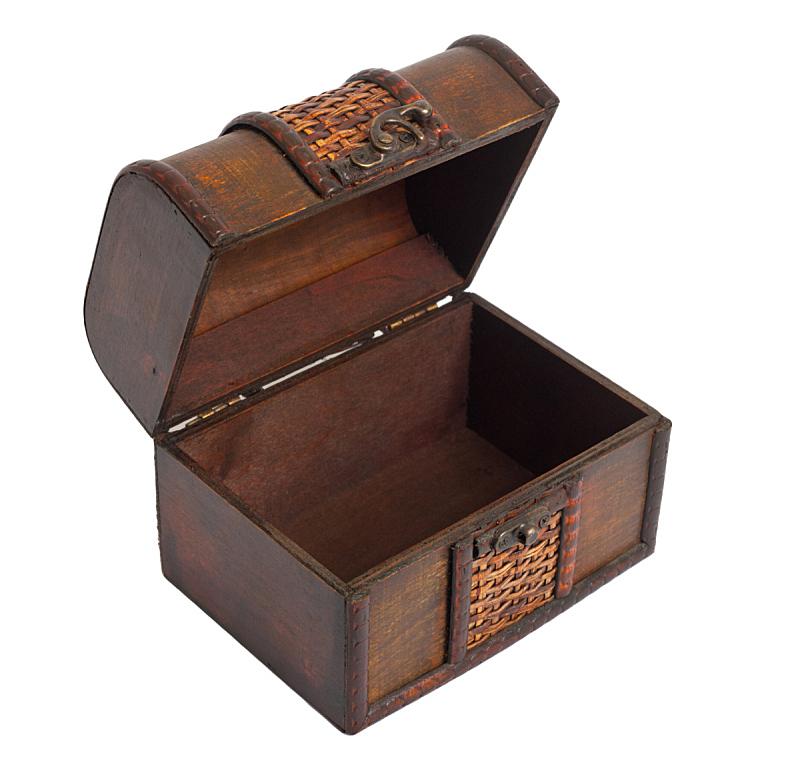 衣柜,开着的,分离着色,古董,水平画幅,木制,洞,无人,古老的,盖子