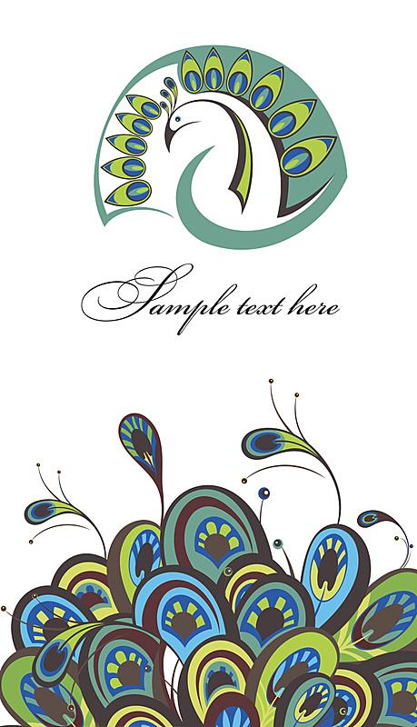 孔雀,背景,矢量,孔雀羽毛,华丽的,翅膀,鸟类,绘画插图,时尚,创造力