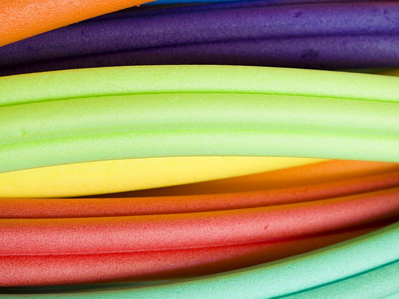 水平画幅,色彩鲜艳,充气筏,球袋,绿色,无人,红色,运动,紫色,成品