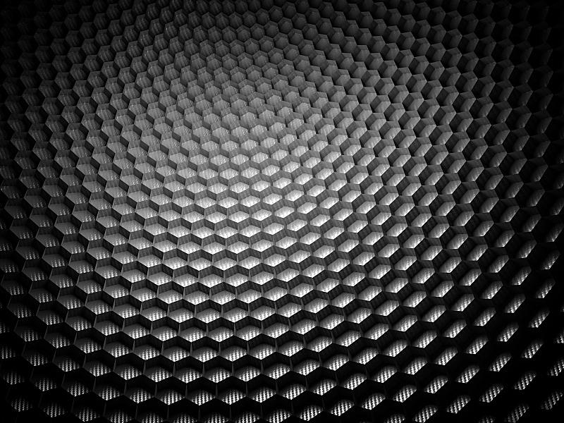 六边形,背景,纤维,煤,六角 ,碳纤维,式样,新的,水平画幅,无人