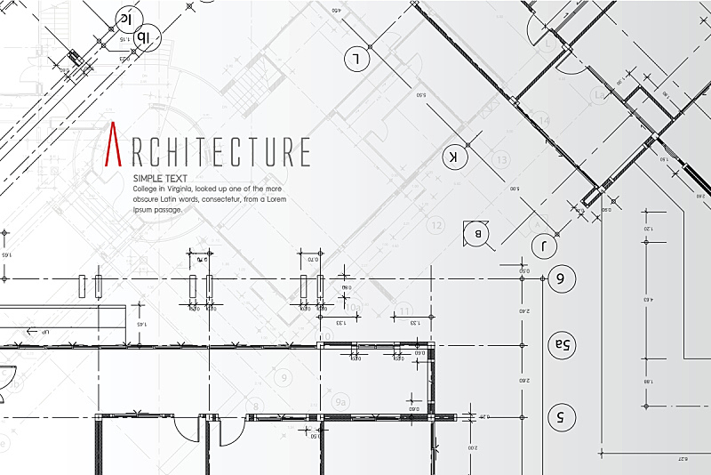 建筑,背景,建筑承包商,绘画插图,计算机制图,计算机图形学,现代,想法,建筑业