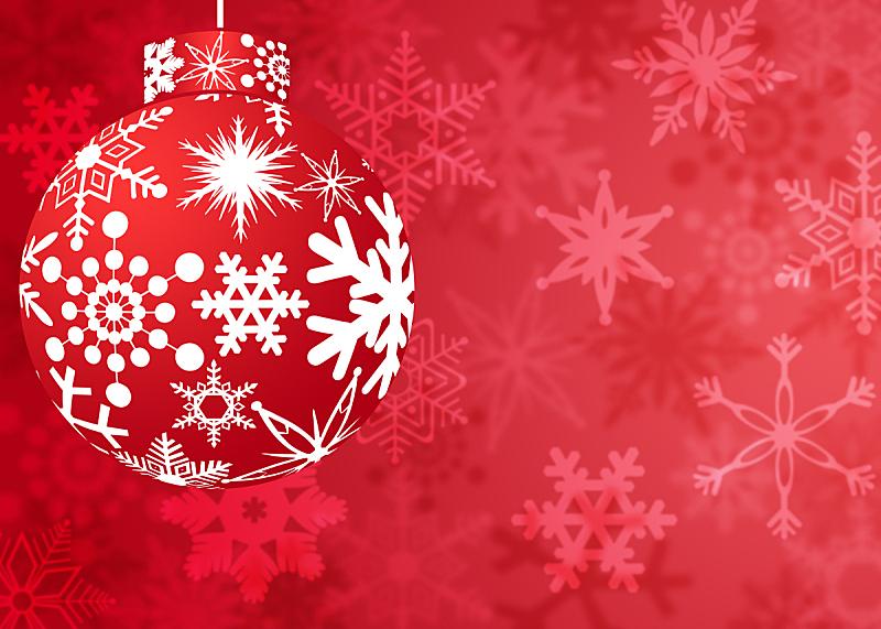 式样,红色,雪花,装饰品,水平画幅,雪,无人,绘画插图,符号