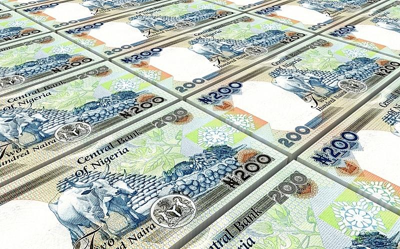 尼日利亚,帐单,水平画幅,财务项目,无人,绘画插图,符号,三维图形,波兰,纸
