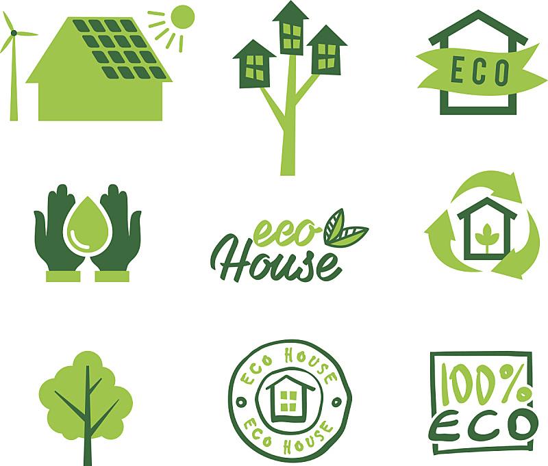 环境,能源,循环利用,计算机图标,救球,住房,垃圾,水彩画颜料,绿色建筑,生物学
